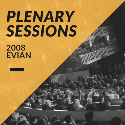 Plenary Sessions 2008