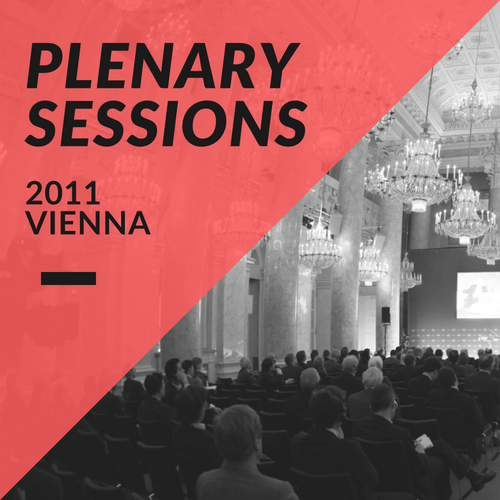 Plenary Sessions 2011