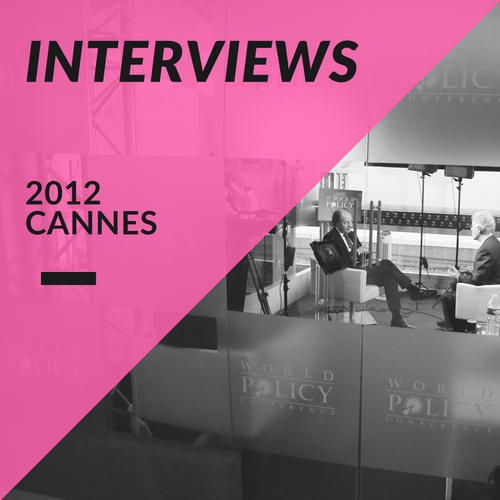 Interviews 2012