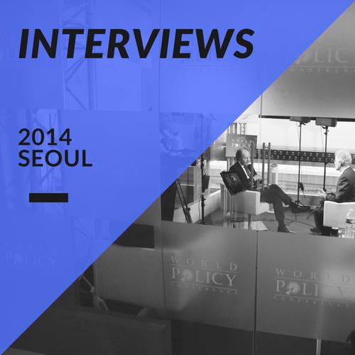 Interviews 2014