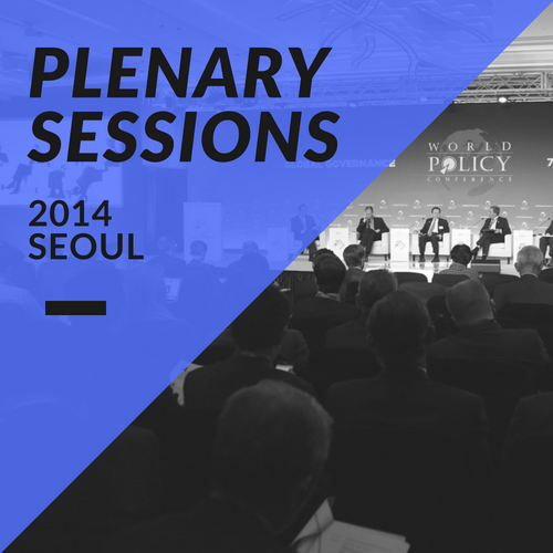 Plenary Sessions 2014