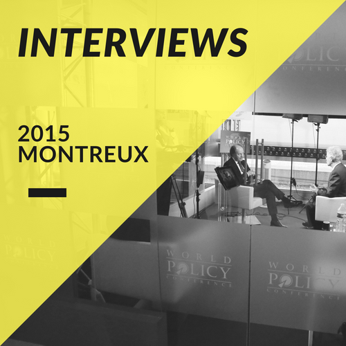 Interviews 2015