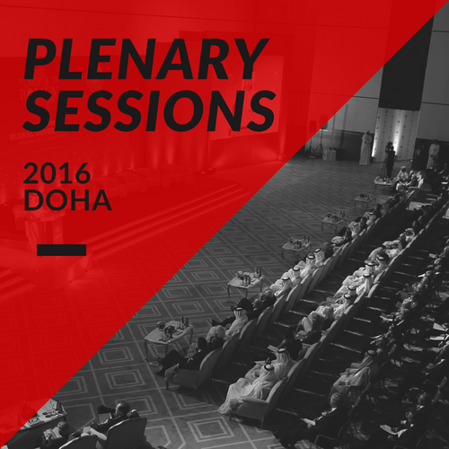 Plenary Sessions 2016