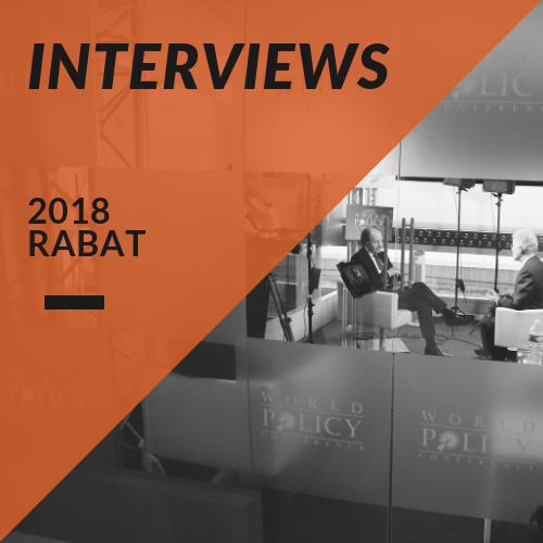 Interviews 2018
